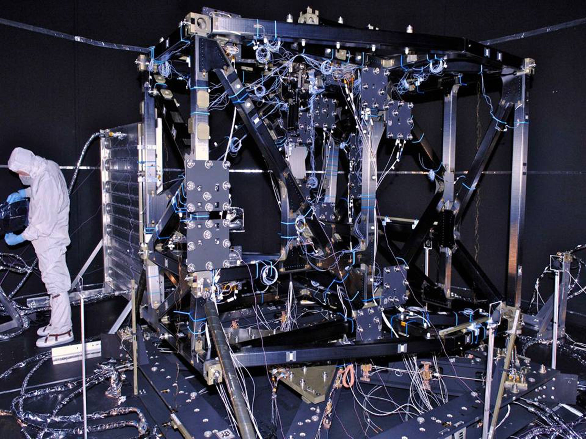 New Space Telescope Relies on Never-Before-Manufactured Material; No Problem, Says NASA