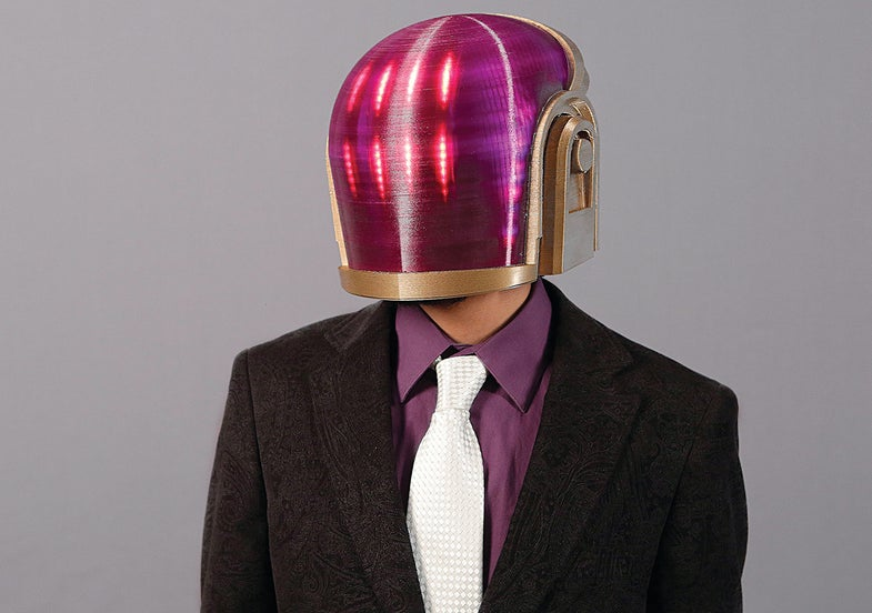 DIY Daft Punk