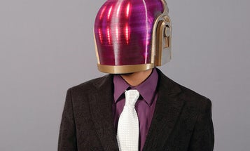 The Future Is Here: You Can 3-D Print A Daft Punk Helmet