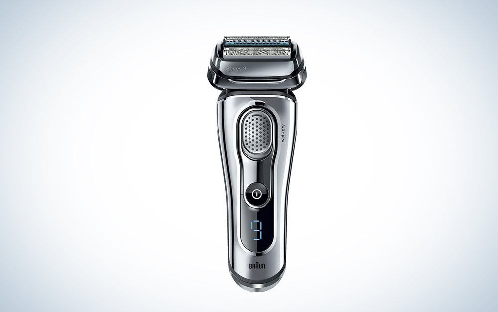 Braun Series Wet and Dry Foil Shaver