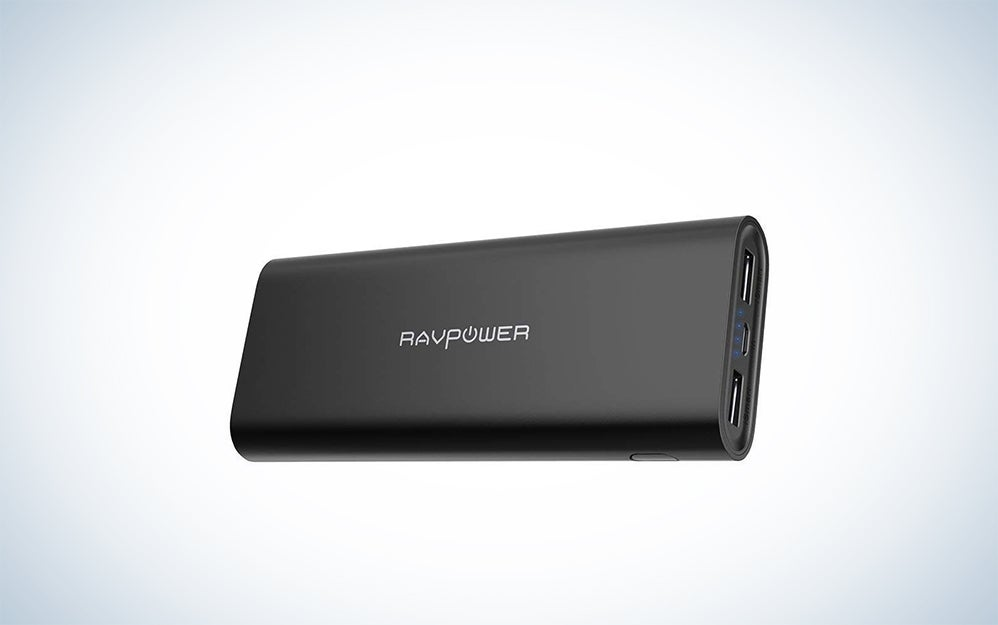 RavPower portable battery