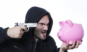How To Rob A Bank [Infographic]