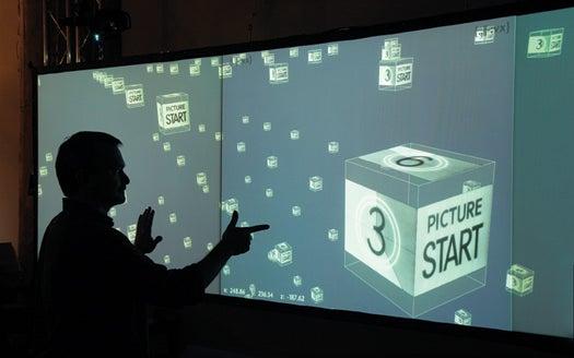 Building A Gesture-Driven Digital Interface