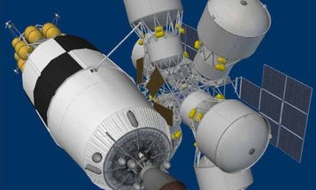 Commission's Final Report to NASA Recommends In-Space Refueling