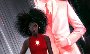 The New Iron Man Is A Young Black Woman