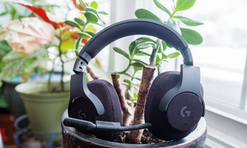 Logitech's G433 gaming headset is a great-sounding option for sweaty gamers