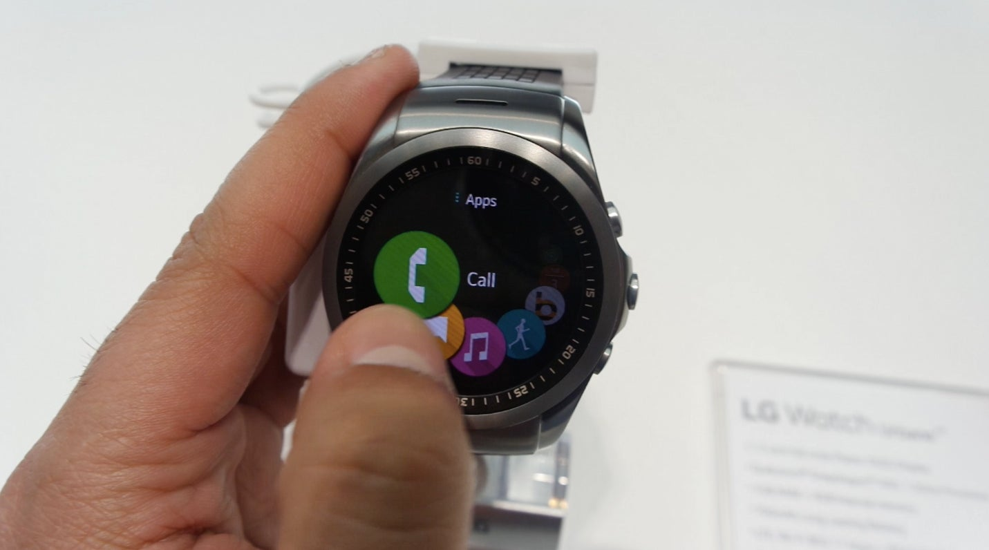 LG Watch Urbane LTE Is The First 4G Smart Watch