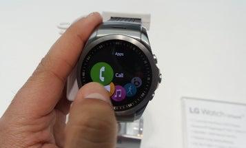 LG Watch Urbane LTE Is The First 4G Smart Watch