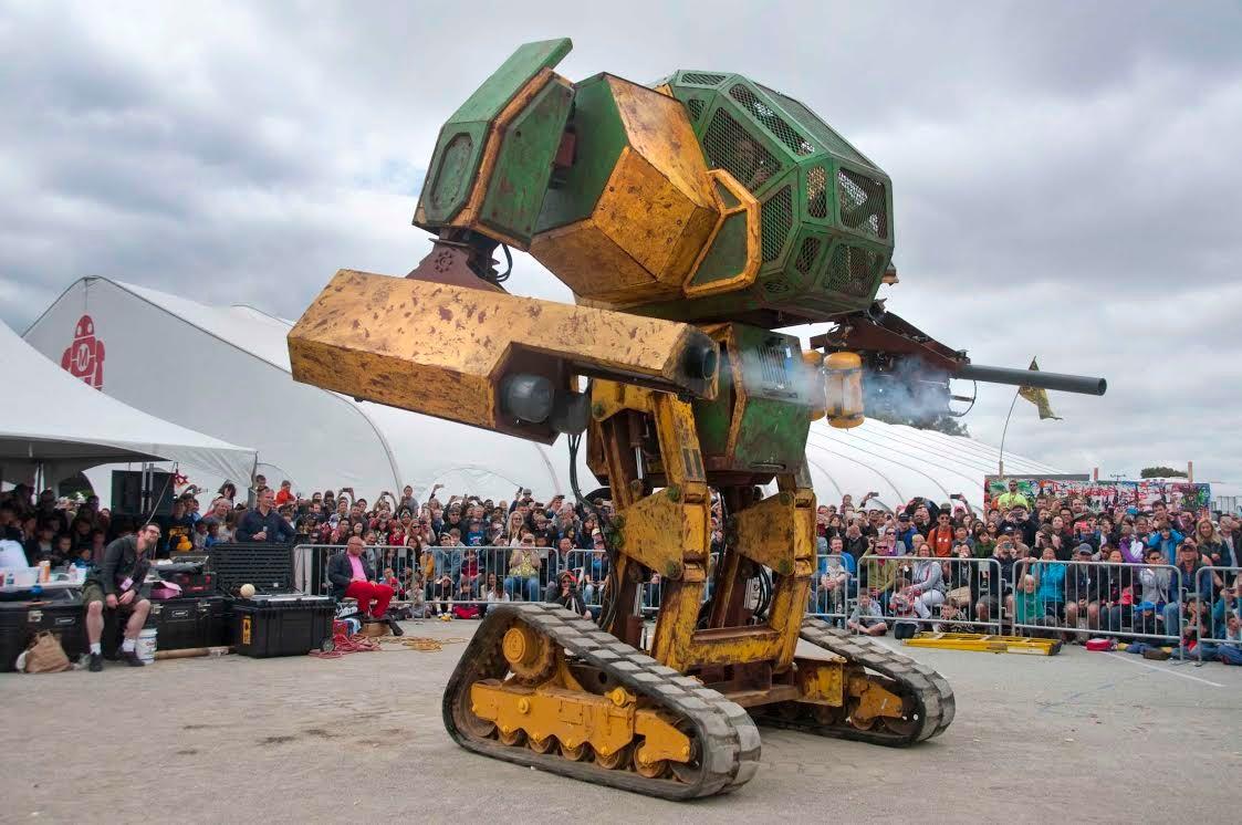 Rise Of The MegaBot