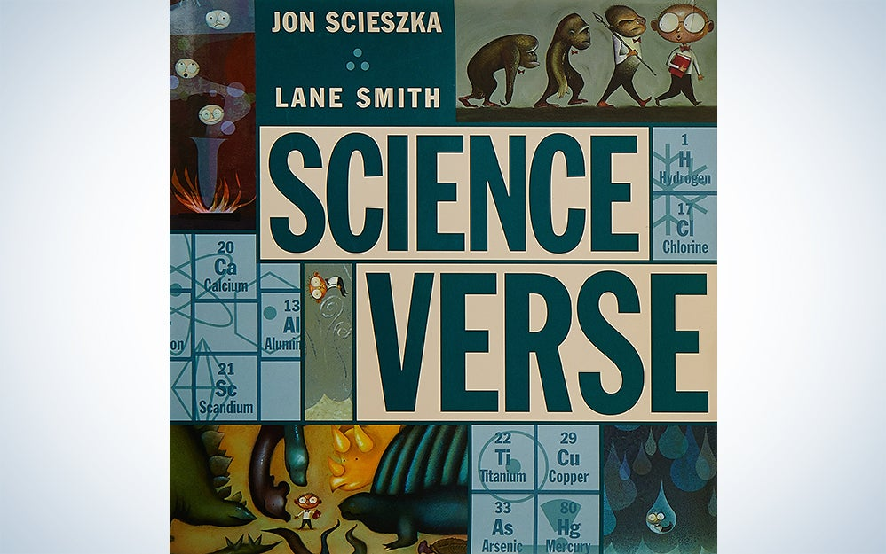 science verse cover