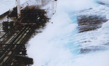 Now Ships Can Get Advance Warning Of Monster Rogue Waves