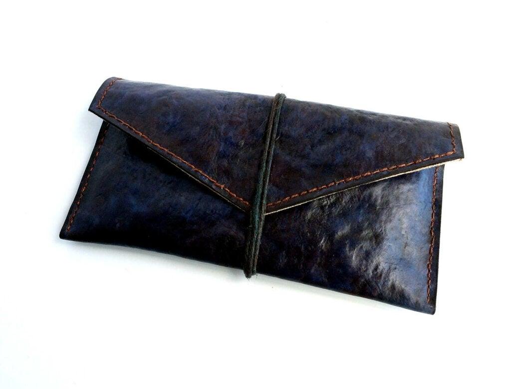 Mycoworks mycelium wallet
