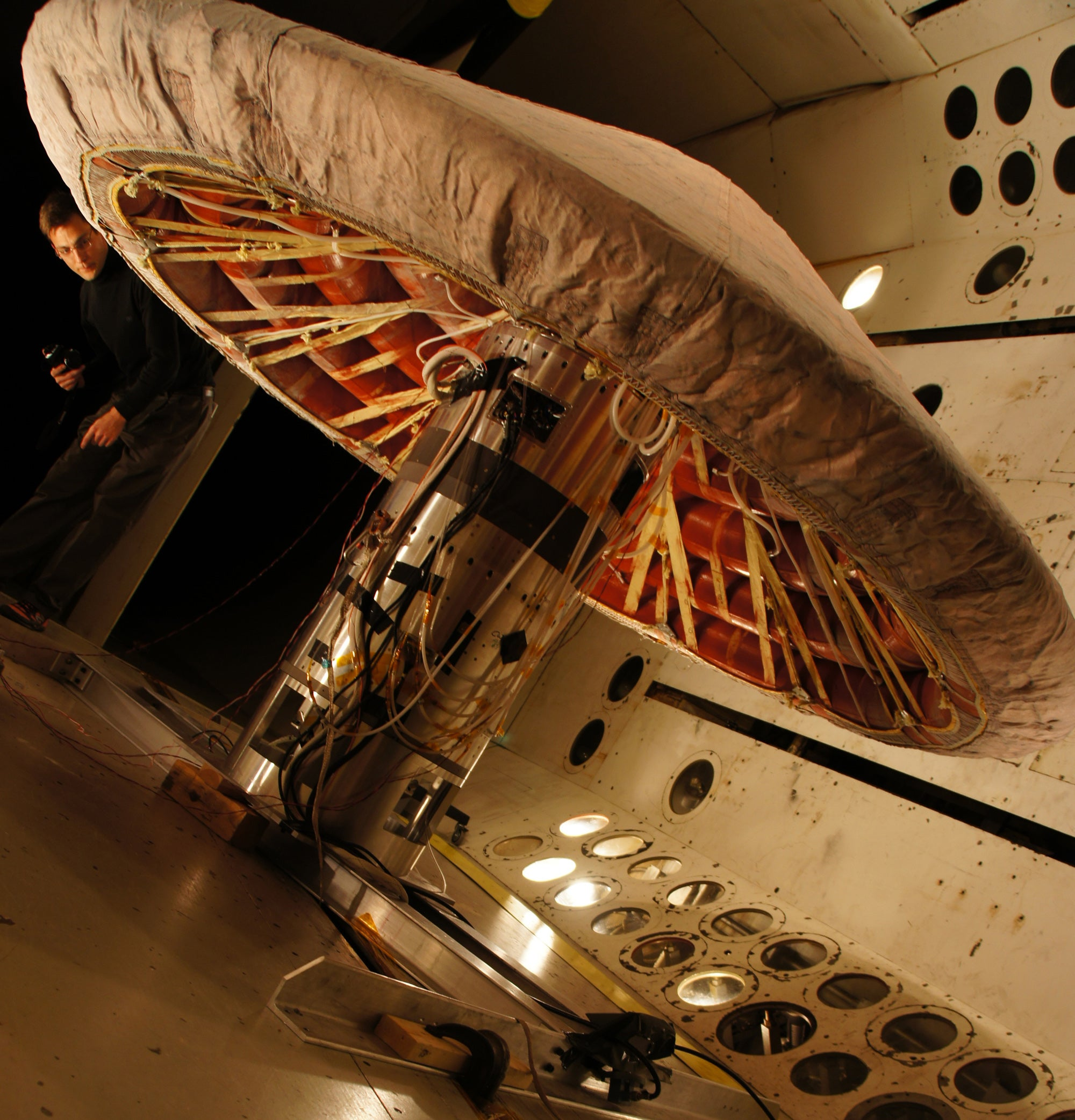 NASA Successfully Tests its Inflatable Heat Shield in Reentry