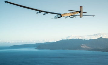 The Best Pictures From Solar Impulse 2's Flight From Hawaii To Silicon Valley