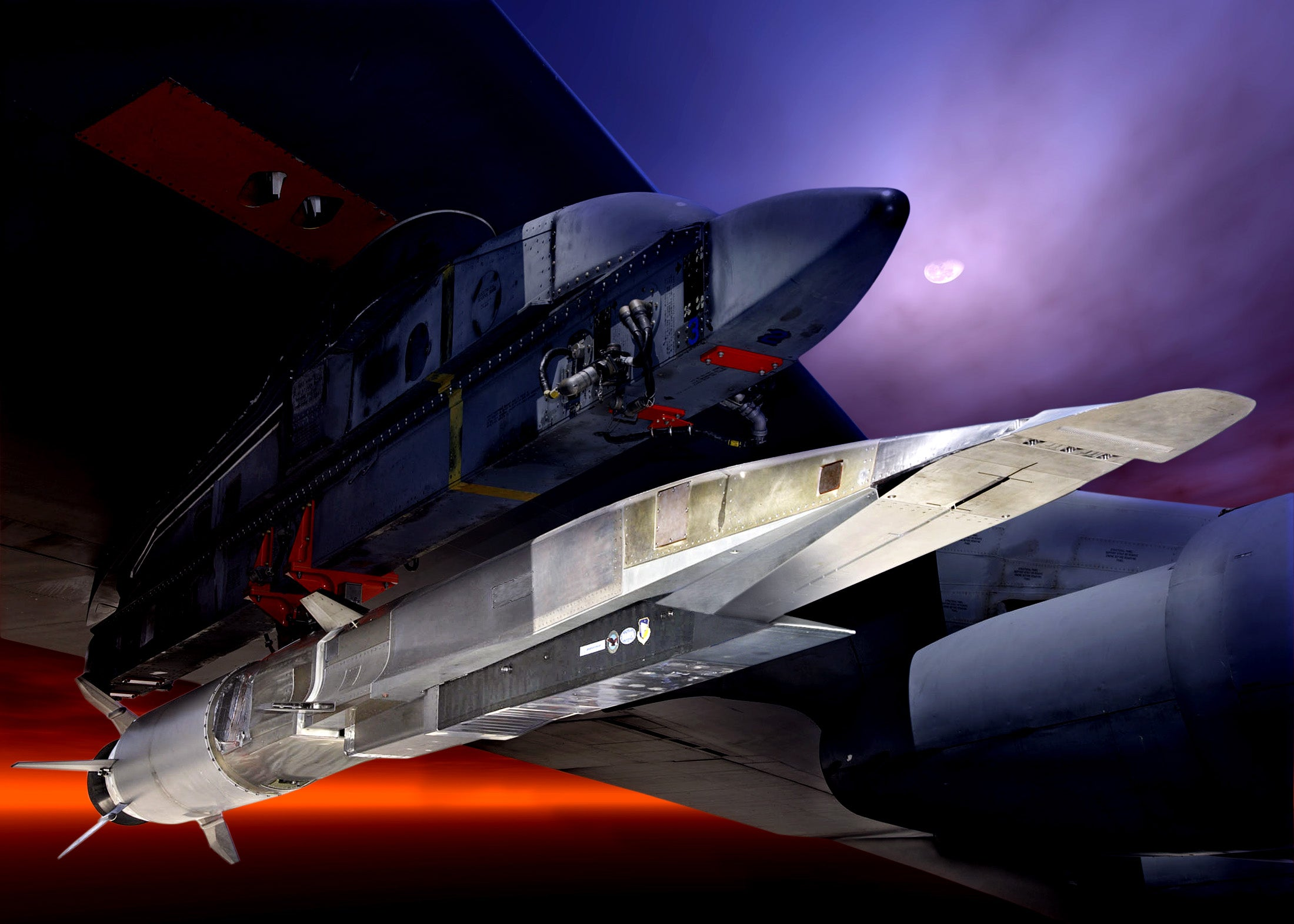 Air Force's Hypersonic X-51 WaveRider Ready For First Test Flight