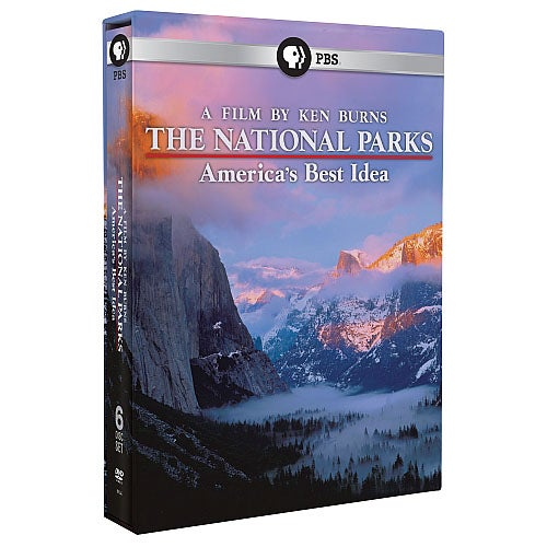 PBS National Parks Giveaway