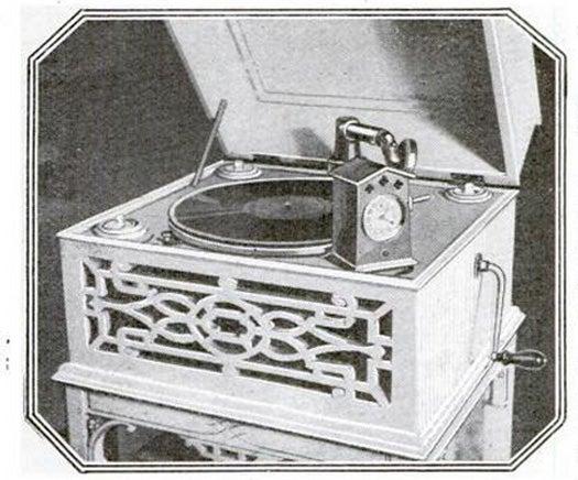 Wake-Up Record, April 1920