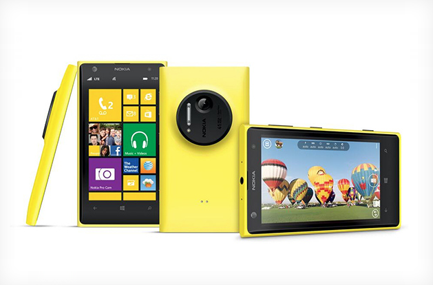 Nokia Introduces The 41-Megapixel Lumia 1020, Due For U.S. Soil