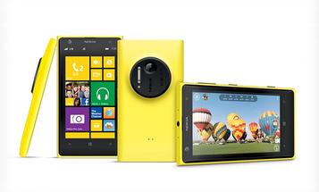 Nokia Introduces The 41-Megapixel Lumia 1020, Due For U.S. Soil