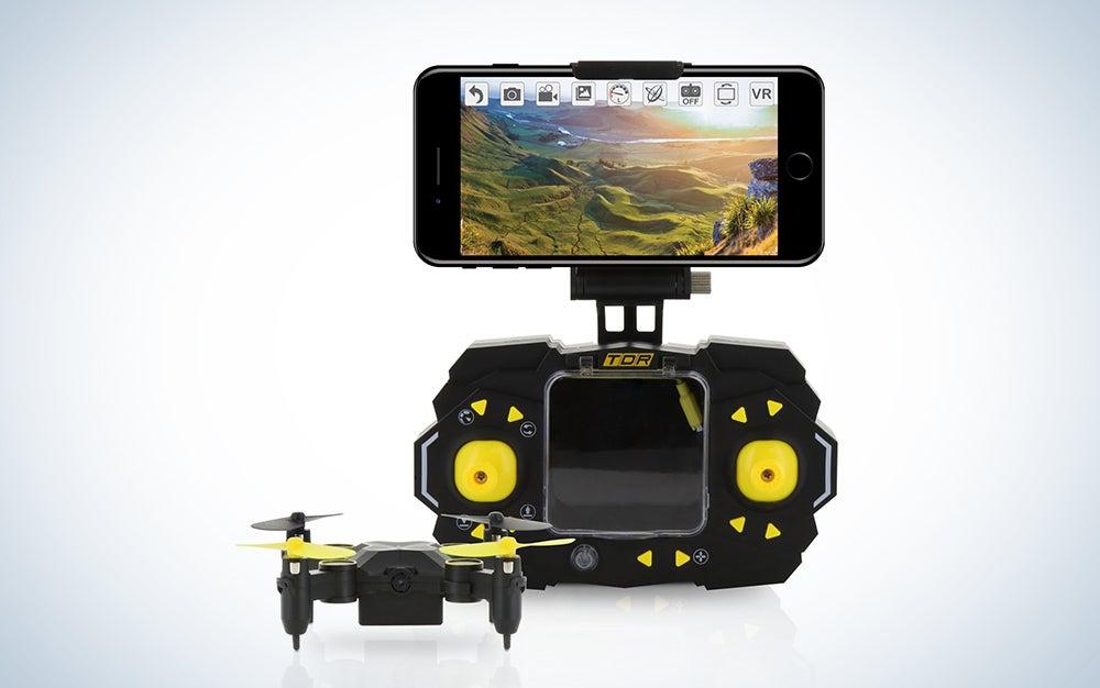 Tenergy quadcopter drone