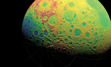Digital Maps Of Moonscape Could Reveal Safe Landing Spots And Traversable Terrain