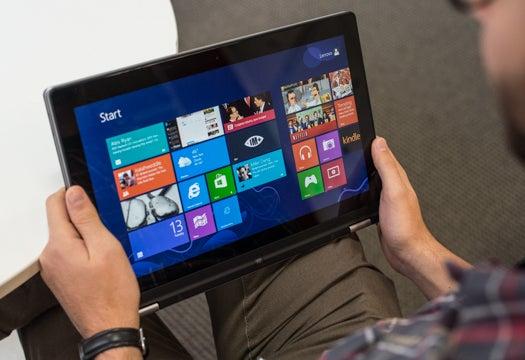 Lenovo Yoga 13 Review: The Windows 8 Laptop You Should Buy