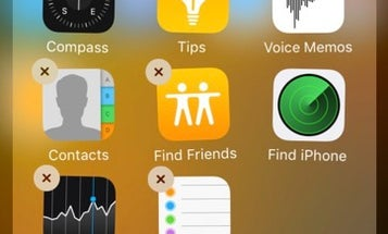 You'll Soon Be Able To Delete Apple's Default Apps
