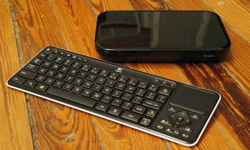 Testing the Goods: Logitech Revue with Google TV
