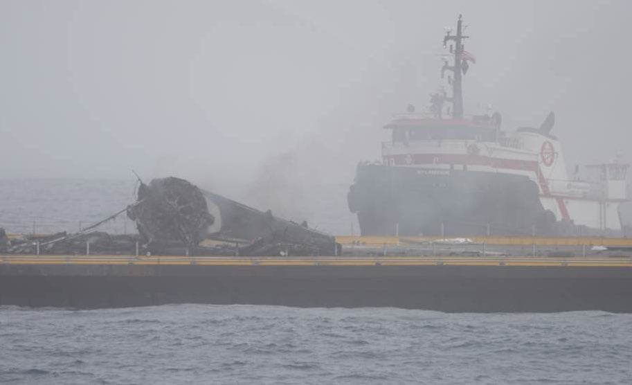 SpaceX Launch Successful, But Drone Ship Landing Fails
