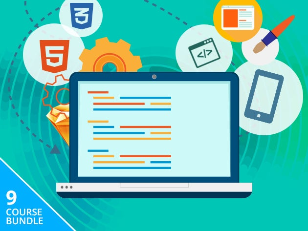 Master web design with 57 hours of training for $29