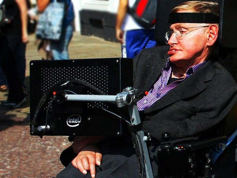 Aliens Exist, and We Should Avoid Them At All Costs, Says Stephen Hawking