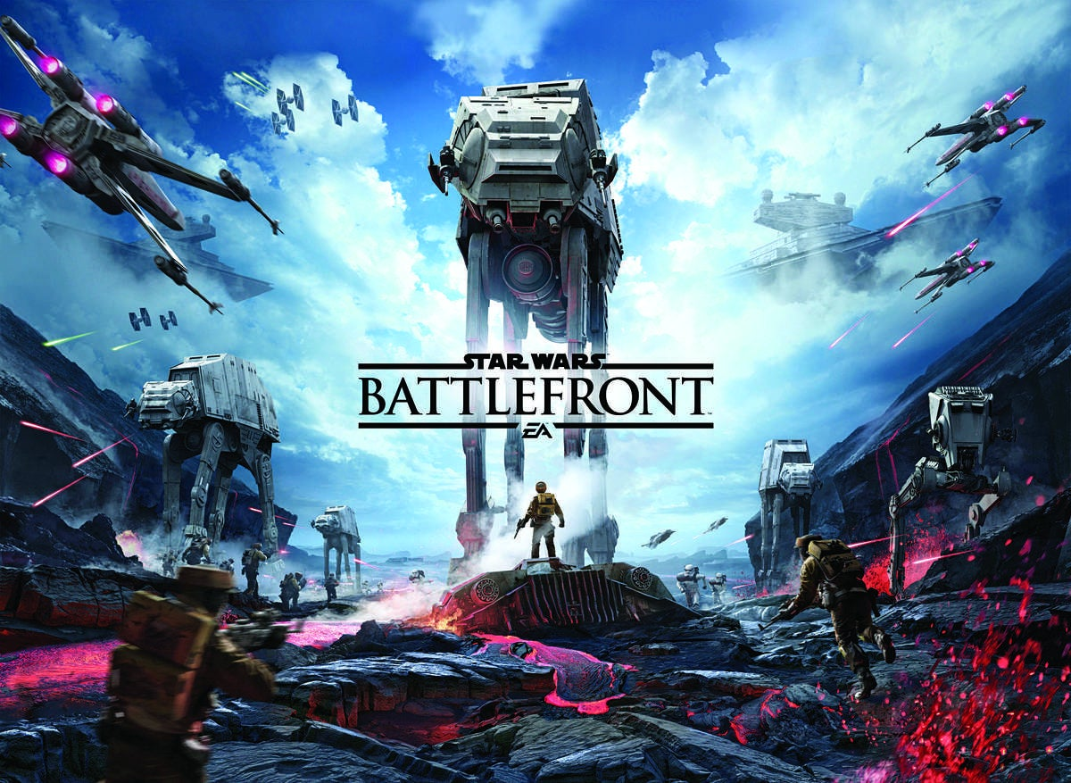 Star Wars Battlefront Will Bring The Battle To The Death Star This Fall