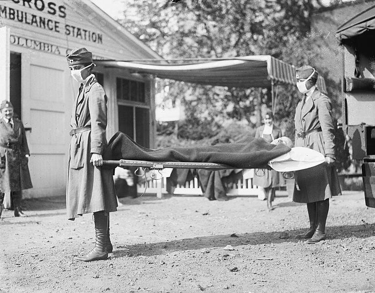 A century ago the Spanish flu killed 50 million—and then we forgot about it