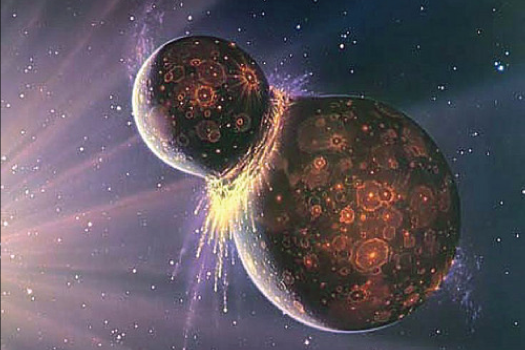 Deep In The Earth's Core, Clues About Its Mysterious Birth