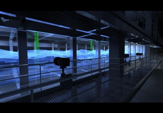 This Massive Indoor Hurricane Simulator Could Save Your Life