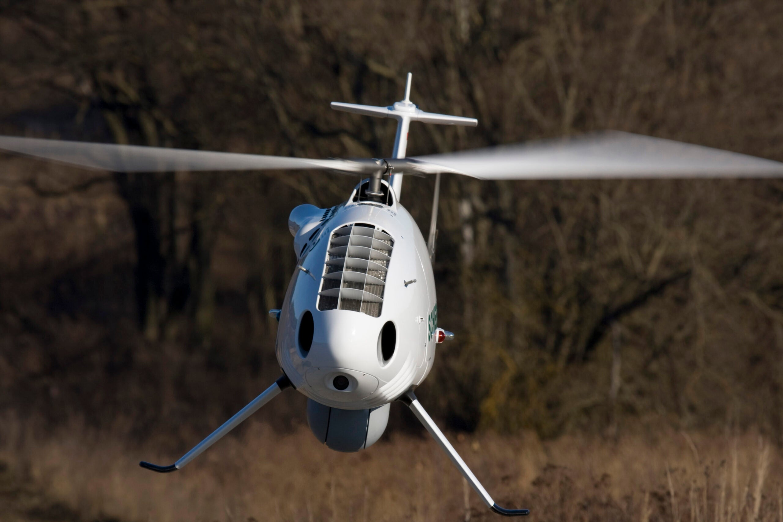 New Unmanned Chopper Sniffs Out Improvised Explosives While Looking Adorable