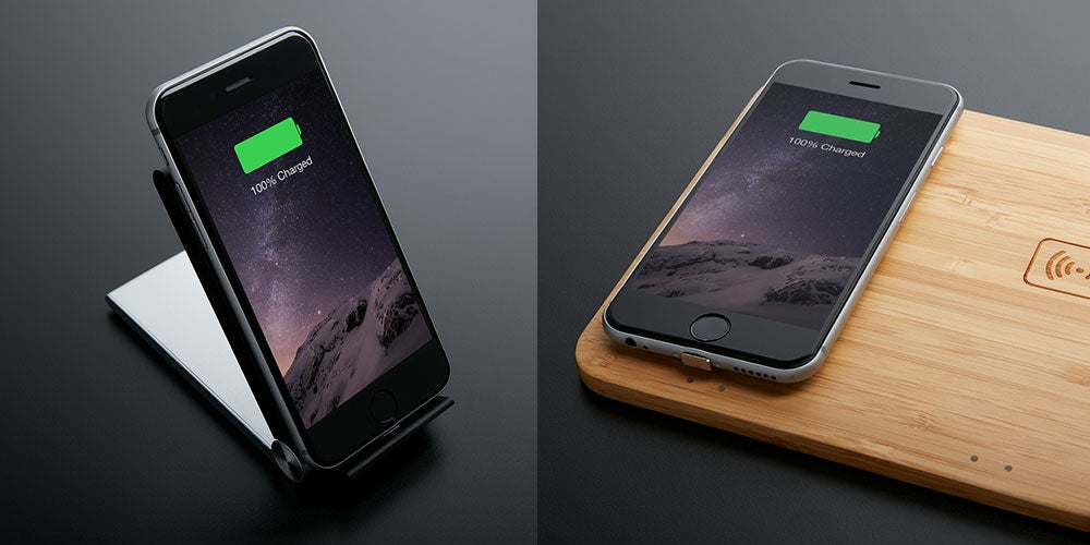 JS Innovations iPhone Charging Dock