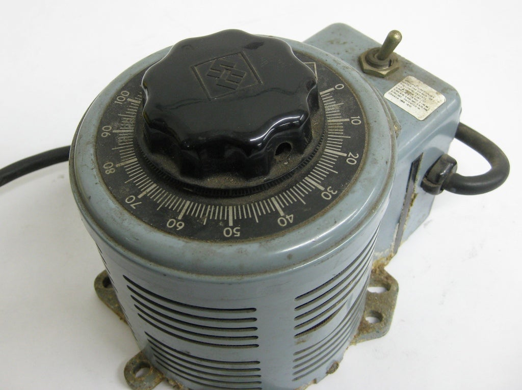 Obscure Gear: What the heck is a Variac?