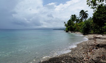 Rising Sea Level Drowns Five Pacific Islands