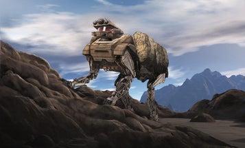 BullDog: A Bigger, Scarier Version of BigDog Gets Closer to the Battlefield