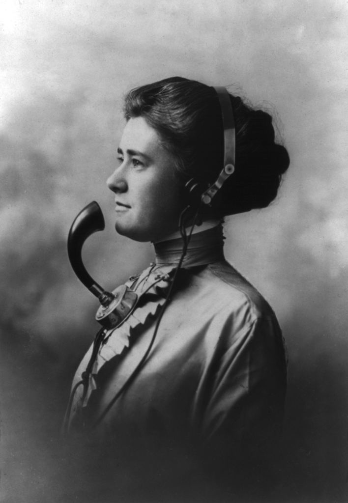"""""""Telephone"""