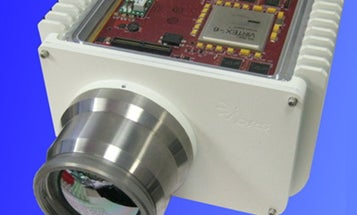 DARPA Unveils Teeny Infrared Camera With 5-Micron Pixels