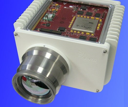 5 Micron Pixel Infrared Camera