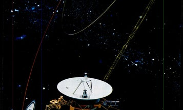 Here's what we had to say about Voyager 1 when it launched 41 years ago