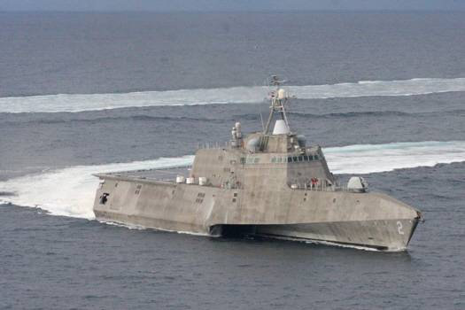 U.S. Navy Spends $37 Billion On A Ship That Barely Works