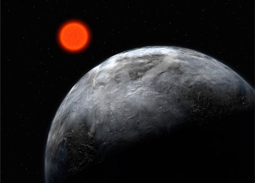 "Odds of Alien Life on Newly Spotted Exoplanet Are ""100 Percent"" Says Its Discoverer"