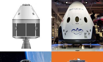 Want To Be An Astronaut? Your Chariots Await