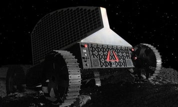 Meet Polaris, The First Ice-Drilling Lunar Prospector-Bot