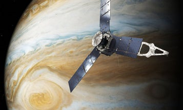 Watch Along With Us As The Juno Spacecraft Arrives At Jupiter
