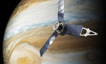 Here's How The World Reacted To Juno's Jupiter Arrival